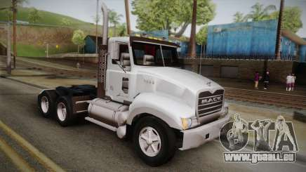 Mack Granite 2008 für GTA San Andreas
