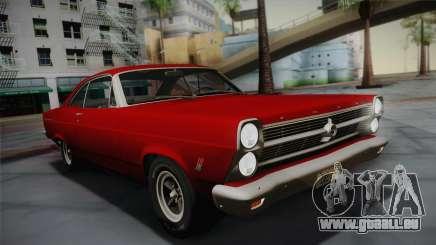 Ford Fairlane 500 1966 HQLM pour GTA San Andreas