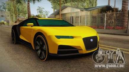GTA 5 Truffade Nero Custom IVF pour GTA San Andreas