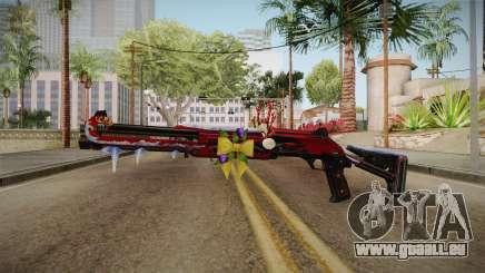 Vindi Xmas Weapon 6 für GTA San Andreas