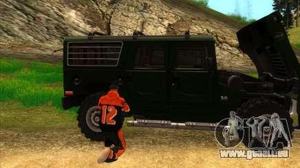Lebenssituation 5.0 für GTA San Andreas