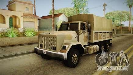 Barracks GTA 5 pour GTA San Andreas