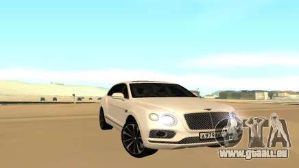 Bentley Bentyaga für GTA San Andreas