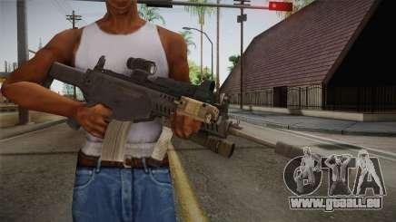 ARX-160 Tactical Elite für GTA San Andreas