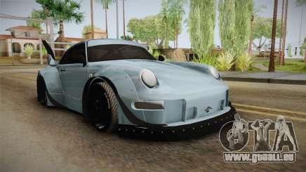 Porsche 993 RWB Rotana für GTA San Andreas