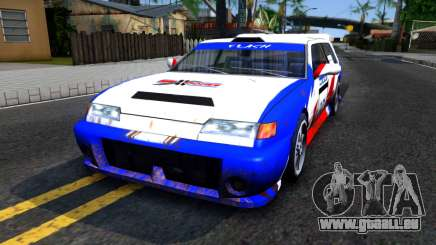 Flash Rally Paintjob pour GTA San Andreas