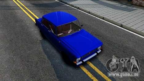 Moskwitsch-412 v1.0 für GTA San Andreas rechten Ansicht