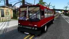 Ikarus 250.89 für GTA San Andreas