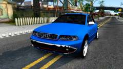 Audi S4 Dark Shark für GTA San Andreas