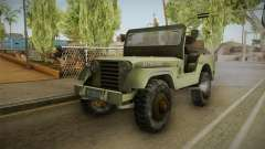 Jeep from The Bureau XCOM Declassified v2