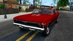 Chevrolet Nova SS pour GTA San Andreas