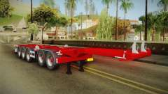 Trailer Container v2 pour GTA San Andreas