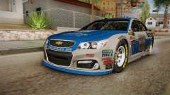 Chevrolet SS Nascar 88 Nationwide 2017 für GTA San Andreas