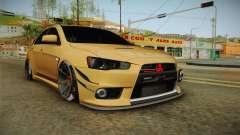 Mitsubishi Lancer EvoStreet pour GTA San Andreas
