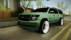 Chevrolet Tahoe GT Stance Bass Booster