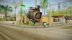 Fallout New Vegas DLC Lonesome Road - ED-E v2