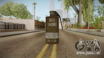 Battlefield 4 - M18 für GTA San Andreas