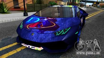 Lamborghini Huracan 2013 für GTA San Andreas