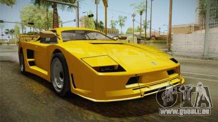 GTA 5 Grotti Turismo Classic pour GTA San Andreas