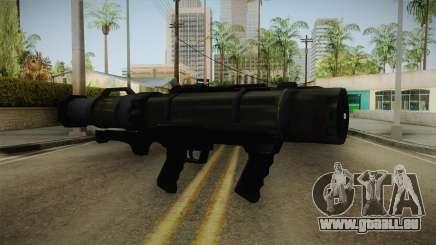 Blacklight: Retribution - RL5 Armor Stinger pour GTA San Andreas