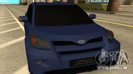 Toyota Urban Cruiser pour GTA San Andreas