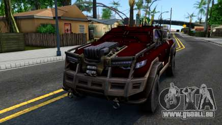 Tactical Vehicle pour GTA San Andreas