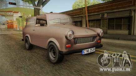 Trabant 601 Kombi pour GTA San Andreas