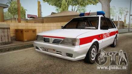 Daewoo-FSO Polonez Caro Plus 1.6 GLi Sécurité pour GTA San Andreas