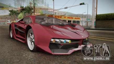 GTA 5 Pegassi Lampo 2017 IVF pour GTA San Andreas