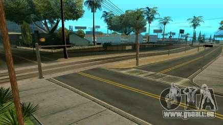 Russischen Straßen Vollversion für GTA San Andreas