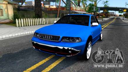 Audi S4 Dark Shark pour GTA San Andreas