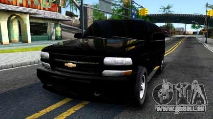 Chevrolet Tahoe pour GTA San Andreas