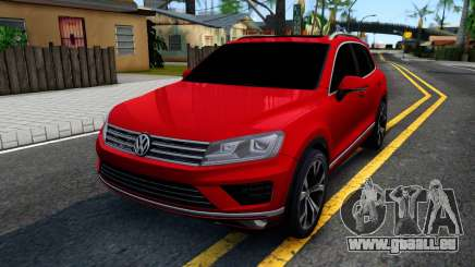 Volkswagen Touareg 2015 für GTA San Andreas