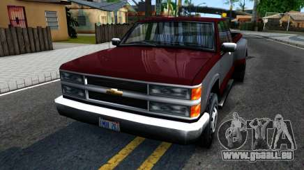 Chevrolet Silverado SA Style für GTA San Andreas