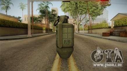Battlefield 4 - M34 pour GTA San Andreas