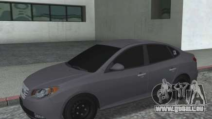 Hyundai Elantra pour GTA San Andreas