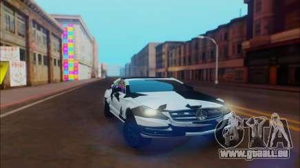 Mercedes-Benz CLS W218 pour GTA San Andreas