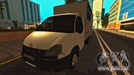 GAZ 3310 für GTA San Andreas
