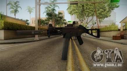Battlefield 4 - UMP-45 für GTA San Andreas