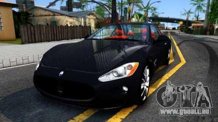 Maserati GranTurismo 2008 pour GTA San Andreas