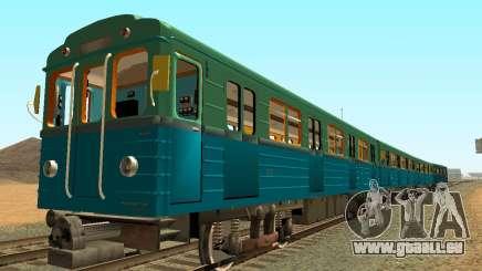 ST_M Metrostav Typ E für GTA San Andreas