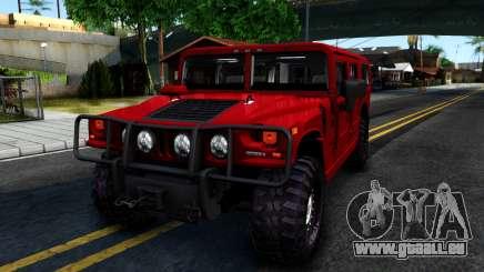 Hummer H1 Alpha pour GTA San Andreas