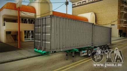 Trailer Container v1 pour GTA San Andreas
