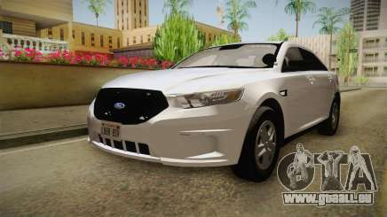 Ford Taurus Unmarked 2014 pour GTA San Andreas