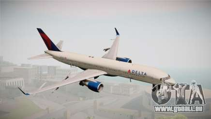 Boeing 757-200 Delta Air Lines pour GTA San Andreas
