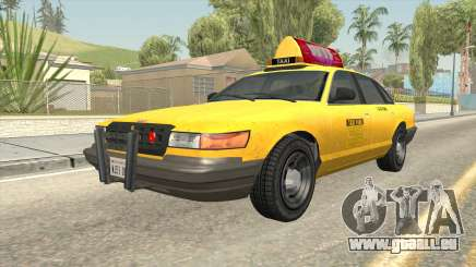 GTA 4 Taxi Car für GTA San Andreas