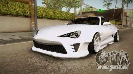 Toyota Supra 8Pralift für GTA San Andreas