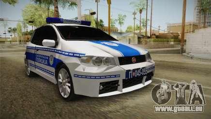 Fiat Punto Gai für GTA San Andreas