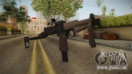 Battlefield 4 - SR-2 für GTA San Andreas