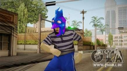 Le bandit de l'Aztèque pour GTA San Andreas